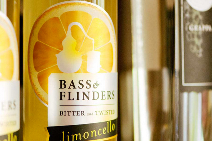 Bass and Flinders Limoncello