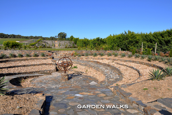 Spectacular Garden Walks