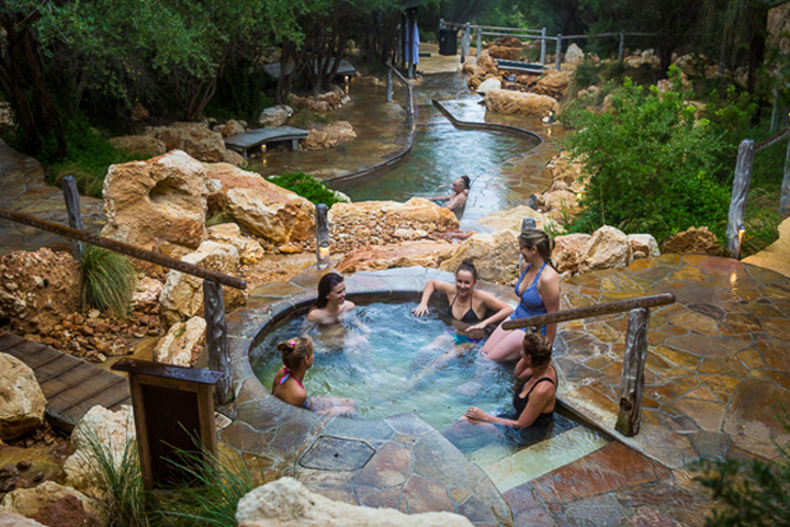 Peninsula Hot Springs wellness