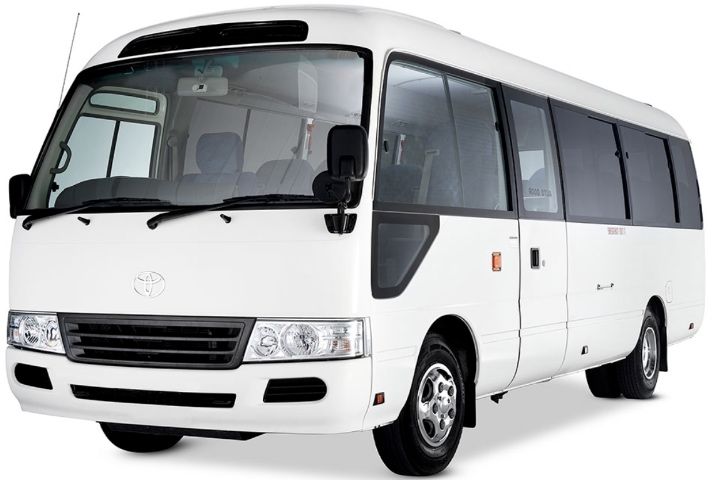 24 seater bus