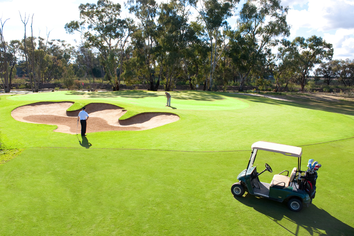 Helicotper Golf Packages Melbourne
