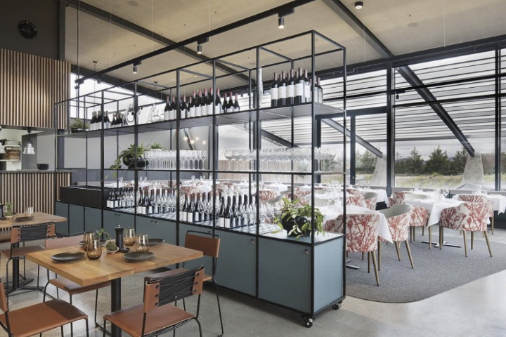 Ezard Levantine Hill Dining Rooms