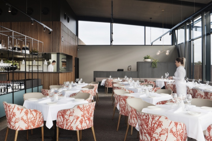 Ezard Levantine Hill Signature Restaurant