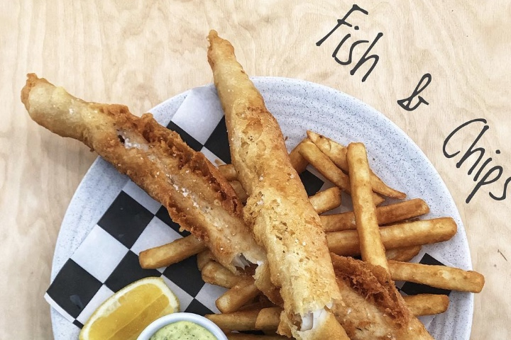 JR fish n chips