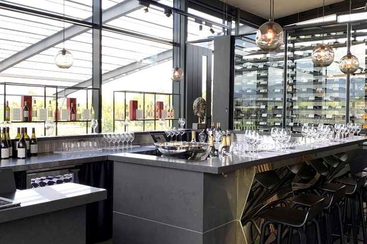 Levantine Hill Tasting Bar